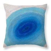 Deep Within Throw Pillow