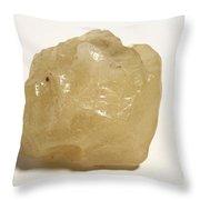 Desert Glass Throw Pillow