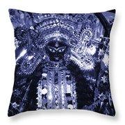 Durga Throw Pillow
