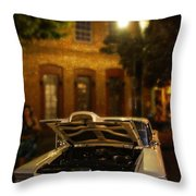Edsel On Display Throw Pillow