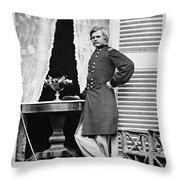 Edward Ord (1818-1883) Throw Pillow