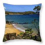 El Convento Beach Throw Pillow