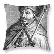 False Dmitry I (1581-1606) Throw Pillow