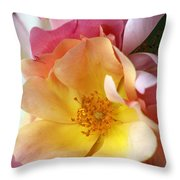 Floral 20 Throw Pillow