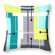 Fresh Throw Pillow by Ely Arsha