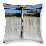 Full Force Throw Pillow