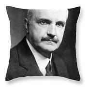 George Santayana Throw Pillow