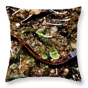Glowworm Throw Pillow
