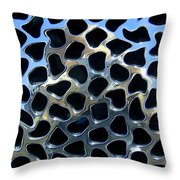 Grill Gone Astray Throw Pillow