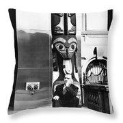 H. Allen Smith (1907-1976) Throw Pillow by Granger
