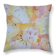 Heaps Of Hearts Throw Pillow