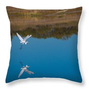 Herron 5 Throw Pillow