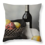 Homage Cezanne Throw Pillow