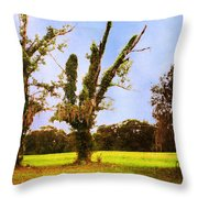Hope For Tomorrow Throw Pillow