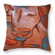 Hugs - Tile Throw Pillow