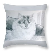 Idget Throw Pillow