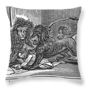 Ignatius Of Antioch (c35-110) Throw Pillow by Granger