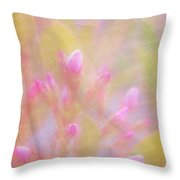 Innocence Throw Pillow by Judi Bagwell