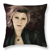 Ireen Throw Pillow
