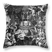 Ivan Vi Antonovich Throw Pillow