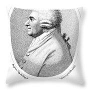 James Beattie (1735-1803) Throw Pillow