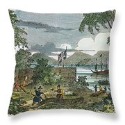 Jamestown Throw Pillow