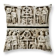 Jesus: Passion Throw Pillow