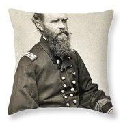 John L. Worden (1818-1897) Throw Pillow