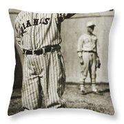 John Mcgraw (1873-1934) Throw Pillow