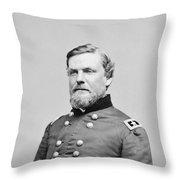 John Newton (1822-1895) Throw Pillow by Granger
