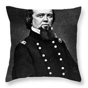 John Pope (1822-1892) Throw Pillow