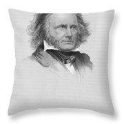 John Wilson (1785-1854) Throw Pillow