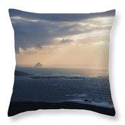 Kenmare Bay, Co Kerry, Ireland Throw Pillow