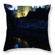 Kilkenny Castle, Co Kilkenny, Ireland Throw Pillow