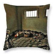 Kitchen Of Capture  Throw Pillow