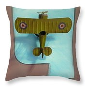 Kite Throw Pillow