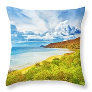 Komodo Bay Throw Pillow