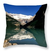 Lake Louise IIi Throw Pillow