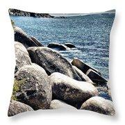 Lake Tahoe Vista Throw Pillow
