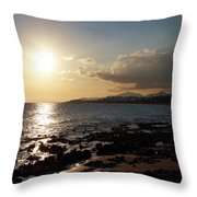 Lanzarote Throw Pillow
