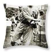 Leslie Bush (1892-1974) Throw Pillow