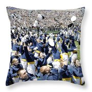 Lieutenants Commemorate Throw Pillow