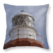 Long Point Lighthouse Throw Pillow