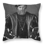 Ludovico Sforza (1452-1508) Throw Pillow