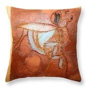 Mabel - Tile Throw Pillow