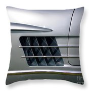 Mercedes 300 Sl  Throw Pillow