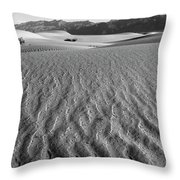 Mesquite Dunes 15 Throw Pillow