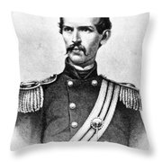Michael Corcoran (1827-1863) Throw Pillow