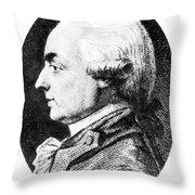 Michel G.j. De Crevecoeur Throw Pillow