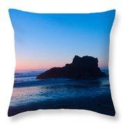 My Sunset Sky Throw Pillow
